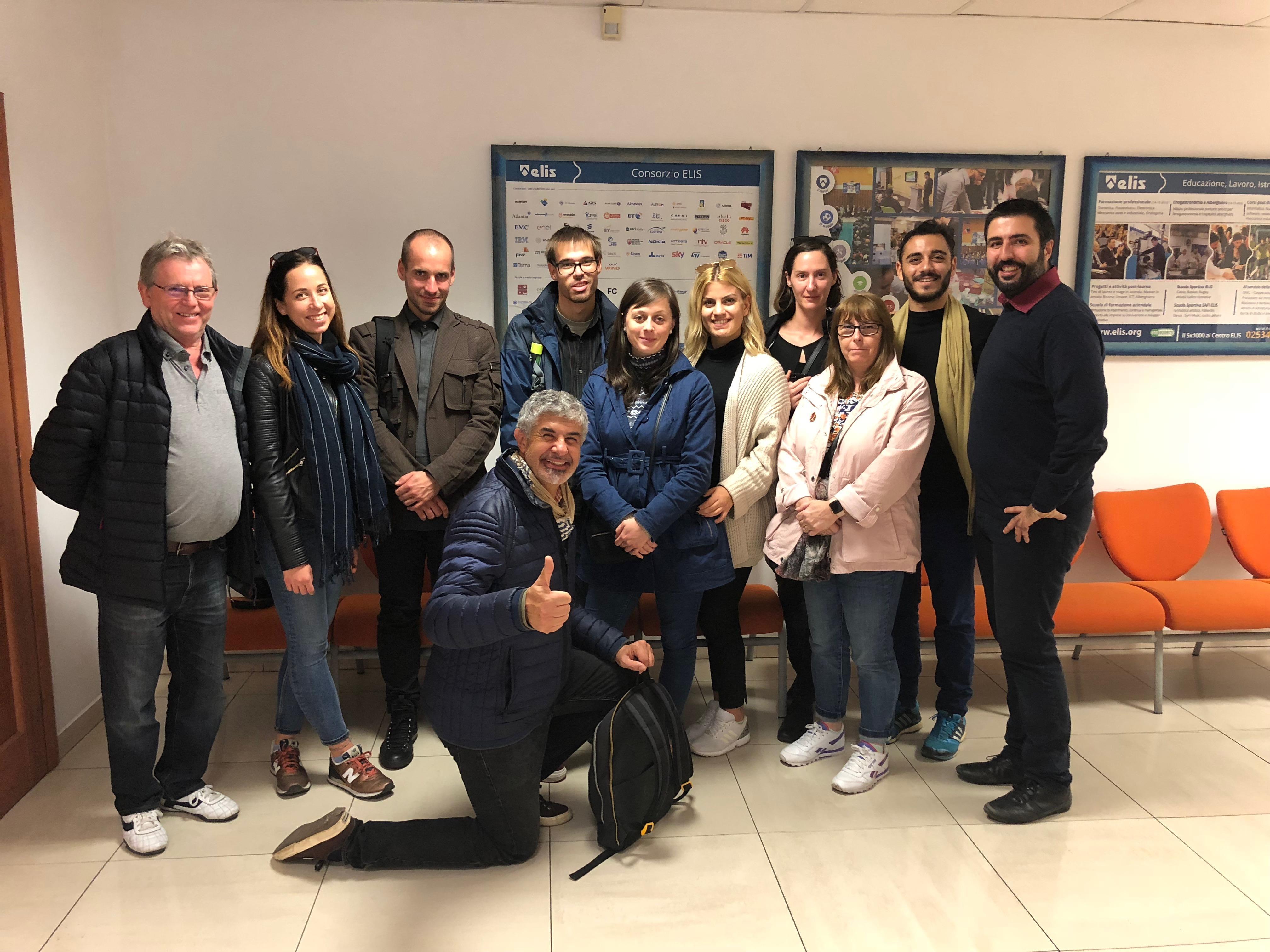 Education for Deeper Social Integration – Rome