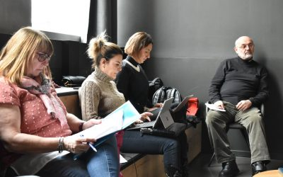 First transnational project meeting – Kickoff